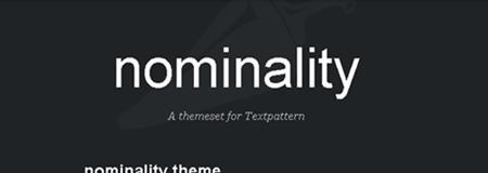 Nominality